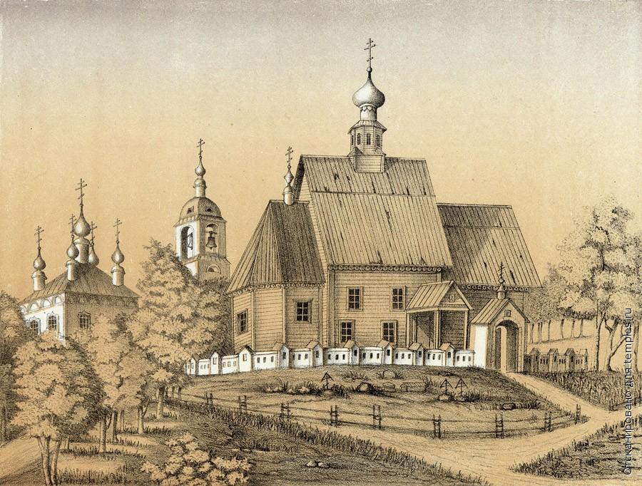 Строительство храмов и церквей в древности