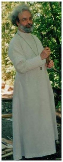 Ряса и подрясник православного духовенства